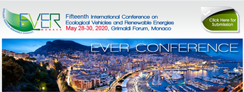 International Conference On Ecological Vehicles and Renewable Energies