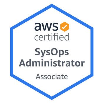 AWS Get Certified Virtual Event: AWS Certified SysOps Administrator — Associate